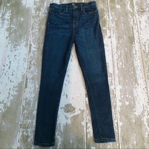 BDG Urban Outfitters High Rise Twig Skinny Jean 27